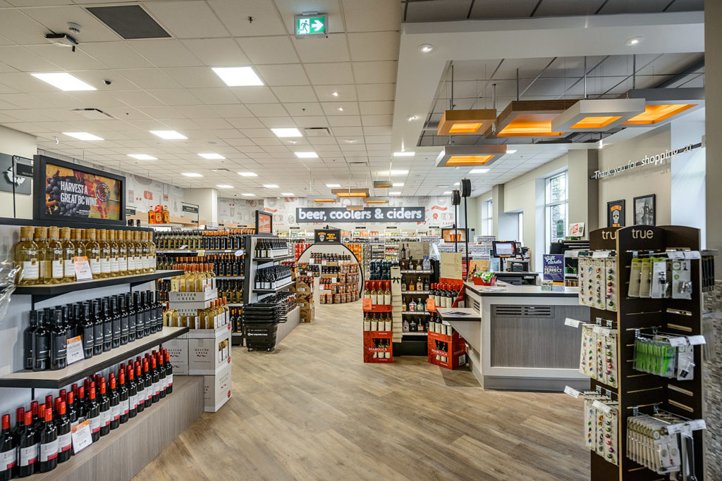 BC Liquor Store Tenant Improvement - Various Branches