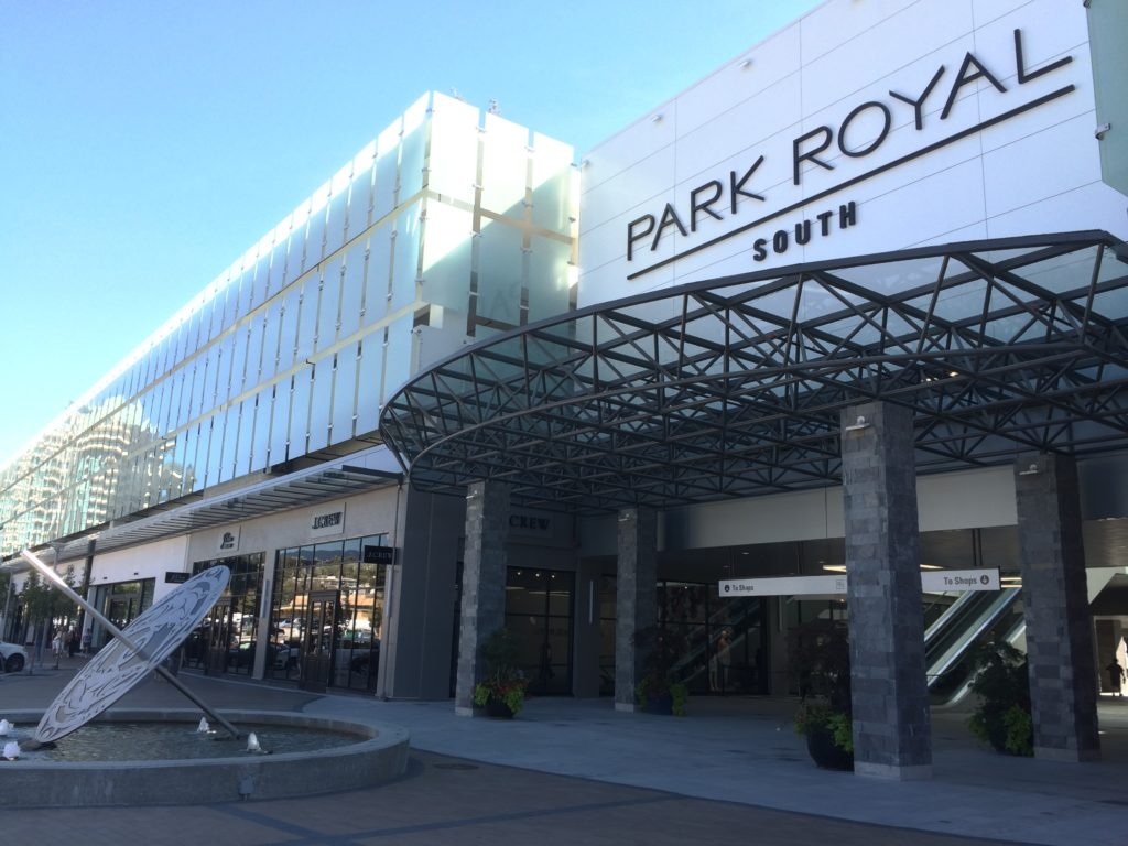 Park Royal Mall South - West Vancouver, B.C.