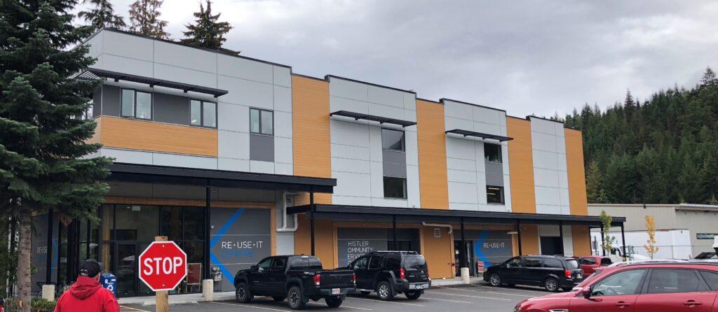 Recycling Depot - Whistler, B.C.
