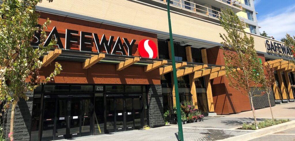 Safeway @ Arbutus Village - Vancouver, B.C.