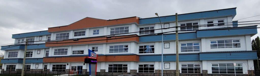 Dasmesh Punjabi School, Abbotsford, BC